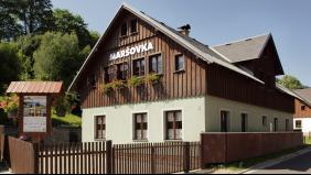 Hütte Maršovka