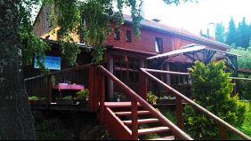 Die Hütte Borůvka