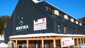 Apartmanen Rokytka Snowhouse