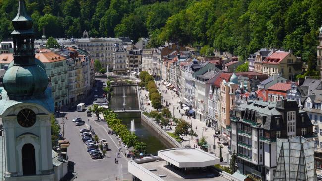 Aussicht von FESTIVAL Apartments